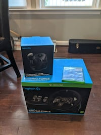 Logitech G920 Driving Force and Shifter  for Xbox One and PC Aldie, 20105