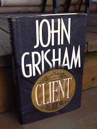 John Grisham - The Client - Hardcover - 426 Pages - Excellent Condition Chicago, 60622