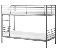 Twin-Sized Bed Frame. In a good condition. Washington, 20002