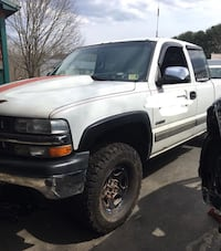 Chevrolet - Silverado - 2001 Warrenton