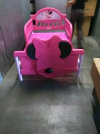 Minnie mouse toddler bed Signal Hill, 90755