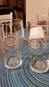 Cameron Brewing Pair of Beer Glasses Pickering, L1V 4W3