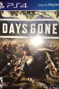 Days Gone ps4 Omaha, 68102