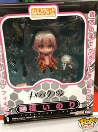 Yuzuriha Inori guilty crown nendoroid Los Angeles