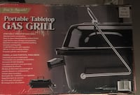 Portable Tabletop gas grill box