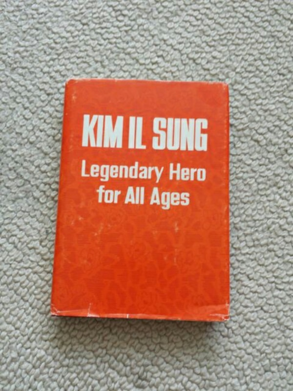North Korean Book 73485239-8021-469b-a51e-50a7c35b8bb7