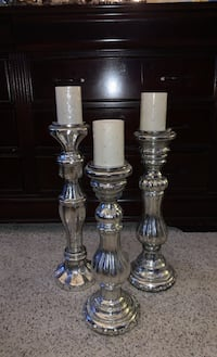 Candle pillars - home goods Hockessin, 19707