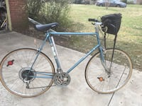 blue and black road bike Annandale, 22003
