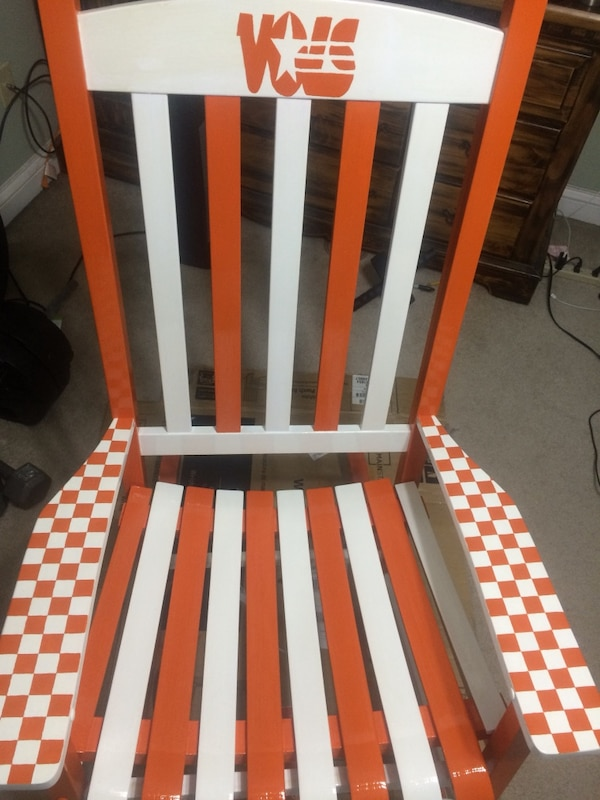 Super Tennessee Vols Chair Dailytribune Chair Design For Home Dailytribuneorg