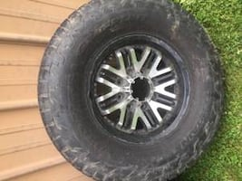 tires & wheels for sale - 305/70R17