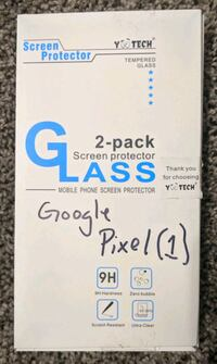 Glass Screen protector for Pixel 1 Las Vegas, 89129