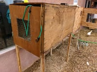 Rabbit hutch/chicken coop Rio Rancho, 87144