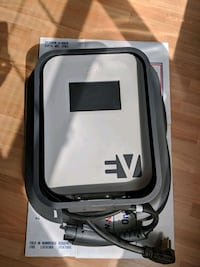 Blink Level 2 EV electric wall charger. Santa Clara, 95054