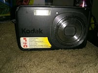 black Nikon COOLPIX point-and-shoot camera Lafayette, 47904