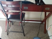 two brown wooden side tables Laredo, 78045