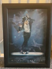 Michael Jackson picture Barnsley, S71 3RS
