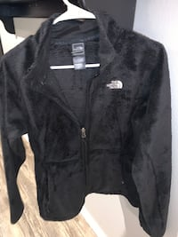 North Face Fuzzy Zip Up Jacket Sioux Falls, 57104