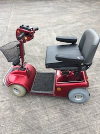 Mobility scooter Liverpool, L13 6RX
