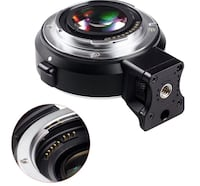EF to Sony e / NEX MOUNT speed booster East Chicago, 46312