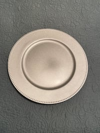 Chargers-silver plastic