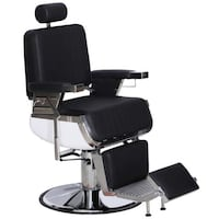 Vintage Style Barber Chair 3823 Commerce