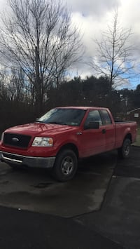 Red ford 2 door pickup truck Winfield, 16023