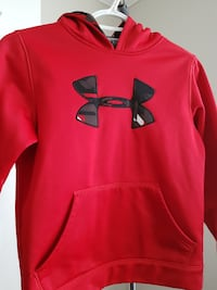 Under Armour Youth Hoody Size Small US 8 Blainville