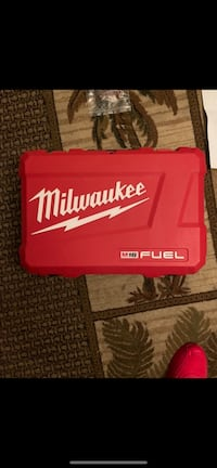 Milwaukee 2tool case only $20 2997