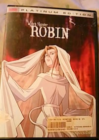 Witch Hunter Robin Inquisition (Vol. 3)  DVD  Killeen, 76541