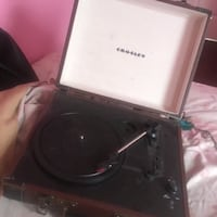 Classic Crosely record player perfect condition