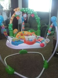 New Baby Training Jungle Gym El Paso, 79928