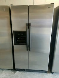 Refrigerator Kenmore Stainless Steel  Lawrenceville, 30046