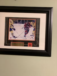 Team Canada and Steve Thomas signed photo, all 5 for $50 Vaughan, L6A 2X6