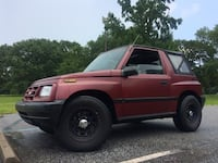 1996 Geo Tracker North Charleston