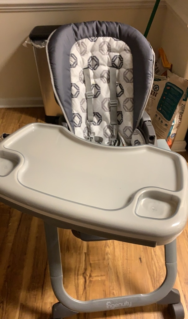Photo Brand New Never Used High Chair by Ingenuity