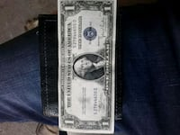 1935 C and D silver certificates  Warr Acres, 73122
