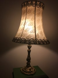 Period Bordlampe
