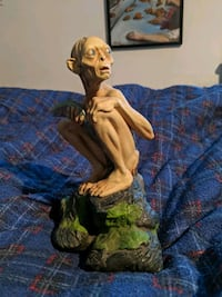 "Gollum Lord Of The Rings 6"" Tall Sideshow Weta Scu Bronx, 10465"