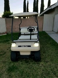 Club Car DS 48v four seater. Comes with charger. Runs great.
