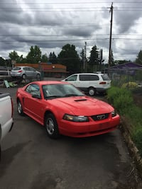 Ford - Mustang - 2001 Portland