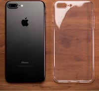 black iPhone 7 plus with case Colorado Springs, 80915