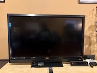 47 inch Black vizio flat screen tv Silver Spring, 20904