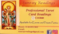 Authentic Tarot Card Reading St. Louis