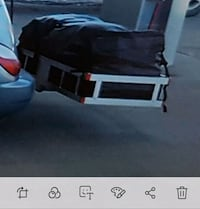 Cargo carrier with waterproof storage bag  Burnaby, V5C 3S7