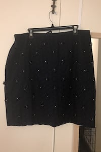 Navy blue Talbots skirt - size 16 Arlington, 22201