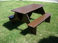 Portable Picnic Table Saskatoon
