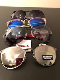 4 sunglasses new