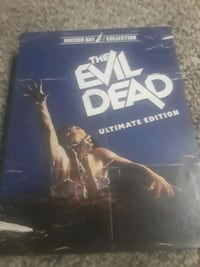 Evil dead 1 special 3 disk edition