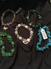 5 Brand new bracelets  Wilmington, 28409