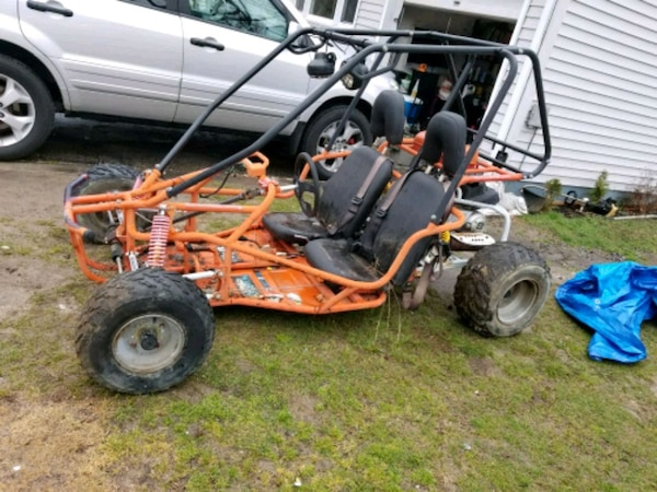 Buggy 2 seaters cranck but won't start selling